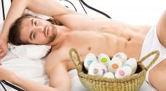 Zľava 50%: Nové, vzrušujúce zážitky vás čakajú s originálnou erotickou pomôckou pre mužov - vajíčkom Tenga Egg len za 6,50 € vrátane poštovného a balného. Na výber zo 6 rôznych dizajnov!