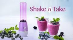 Zľava 38%: Pripravte sa na letnú pohodu so smoothie mixérom len za 17,90 € - rýchla príprava zdravých ovocných či zeleninových nápojov u vás doma zaručená!