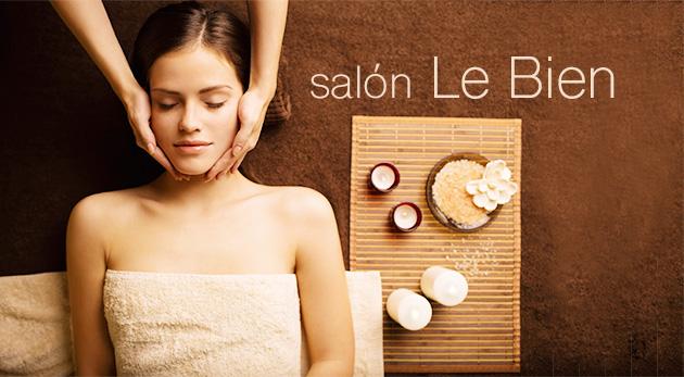 Fotka zľavy: Doprajte svojmu telu to pravé uvoľnenie počas masáže chrbta a šije alebo hodinovej masáži celého tela už od 6,90 € v Kozmetickom salóne Le Bien v centre Bratislavy.
