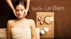 Zľava 70%: Doprajte svojmu telu to pravé uvoľnenie počas masáže chrbta a šije alebo hodinovej masáži celého tela už od 6,90 € v Kozmetickom salóne Le Bien v centre Bratislavy.