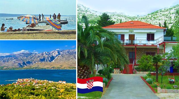 Fotka zľavy: Letná 8-dňová dovolenka blízko pláže na malebnej Paklenickej riviére v Chorvátsku už od 225 € vrátane polpenzie. Termíny počas hlavnej letnej sezóny!